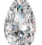 Diamante taglio goccia