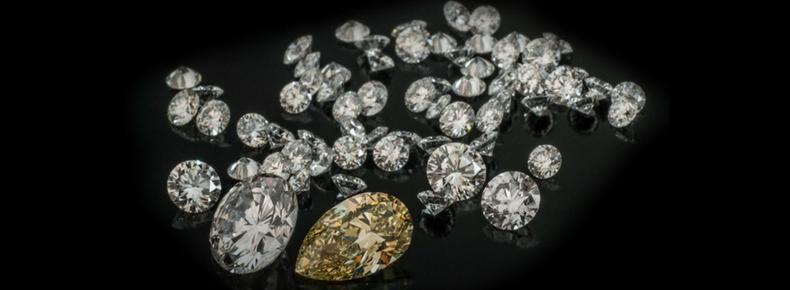 scelta del diamante