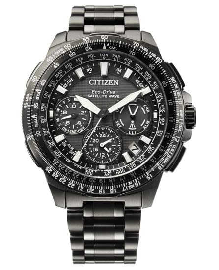 Citizen Eco Drive Satellite Wave