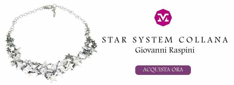 Collana Star System Raspini