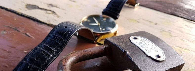 orologio meccanico manutenzione