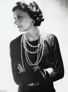 Coco Chanel e la sua collana di Perle