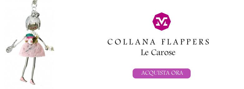 Collana Le Carose Flappers