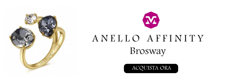 Anello Affinity Brosway