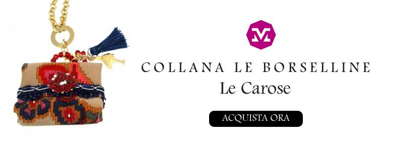 Collana Le Borselline Le Carose
