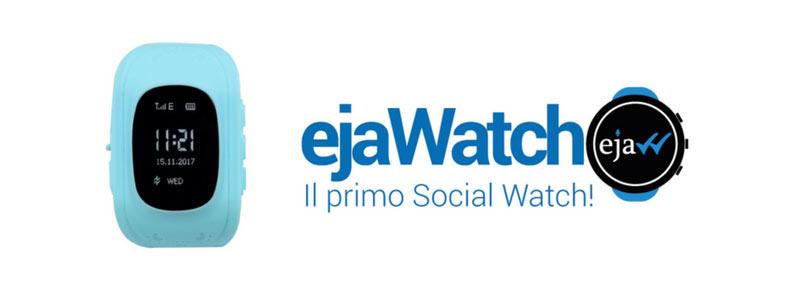 ejaWatch orologio per bambini