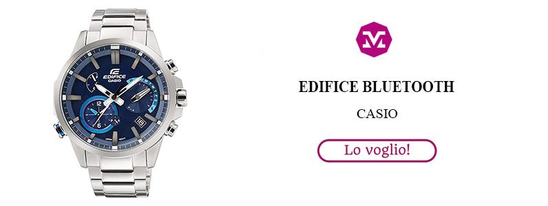 Casio orologio edifice bluetooth