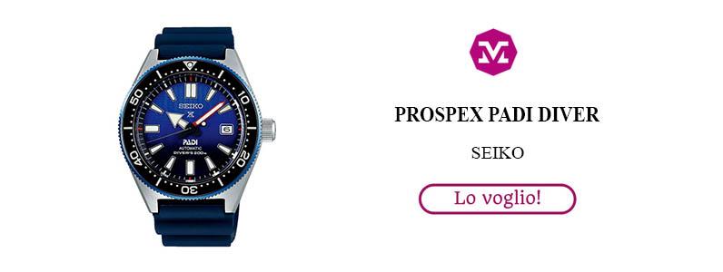 Orologio Prospex Padi SPB071J1