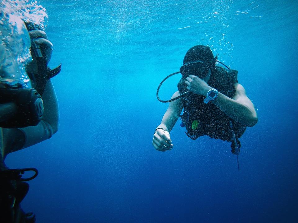 sub e snorkeling
