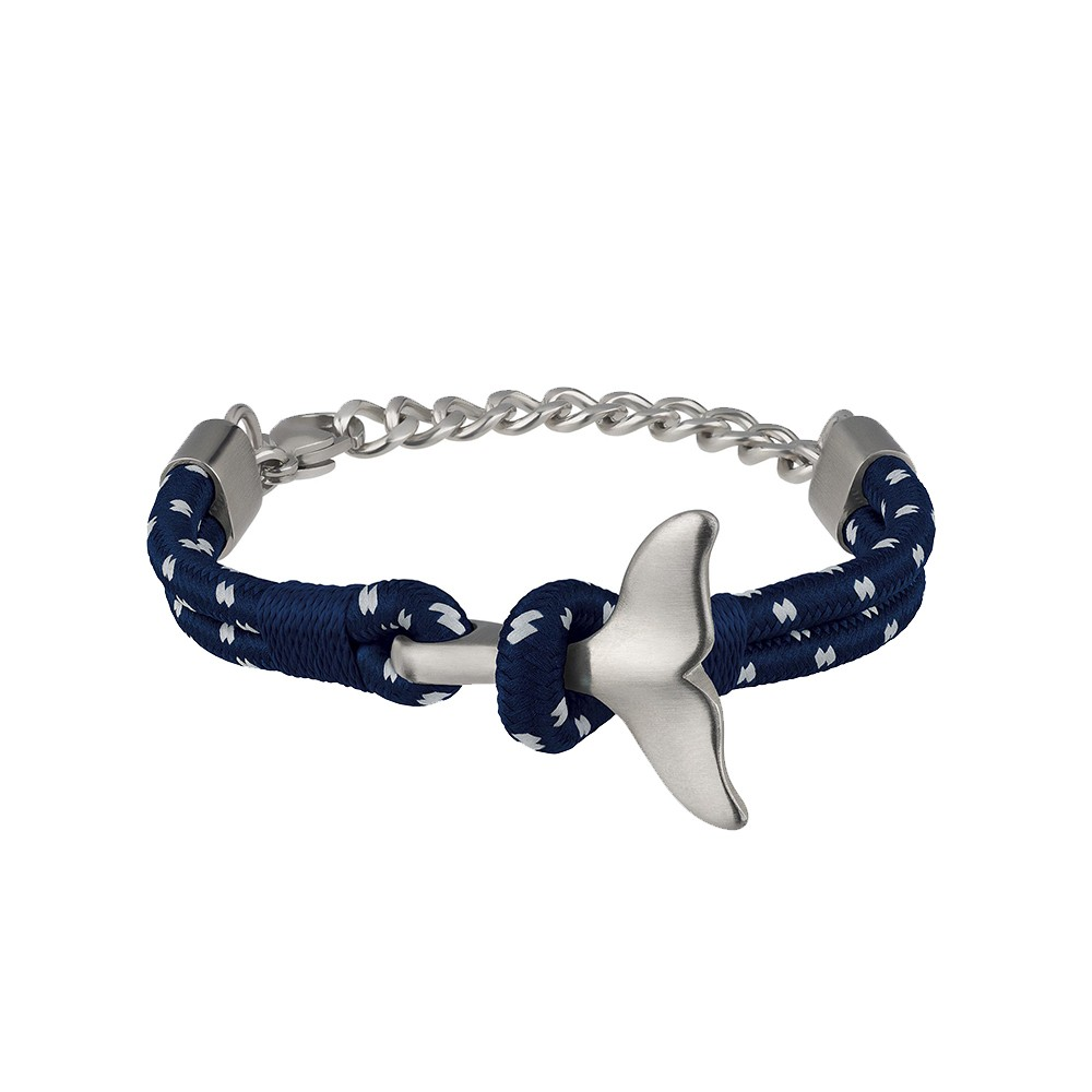 bracciale delfino per lui