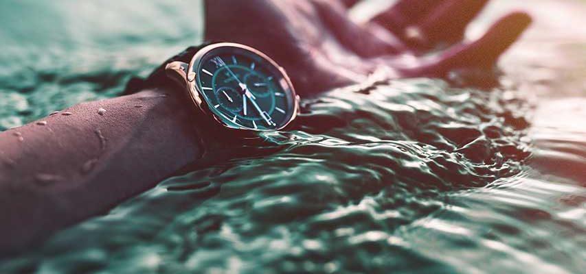 Prova impermeabilità orologi