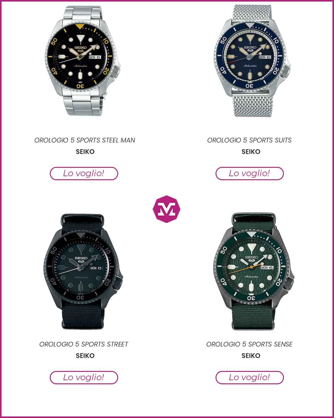 orologi per san valentino